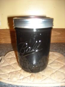 Fudge Sauce in a Jar